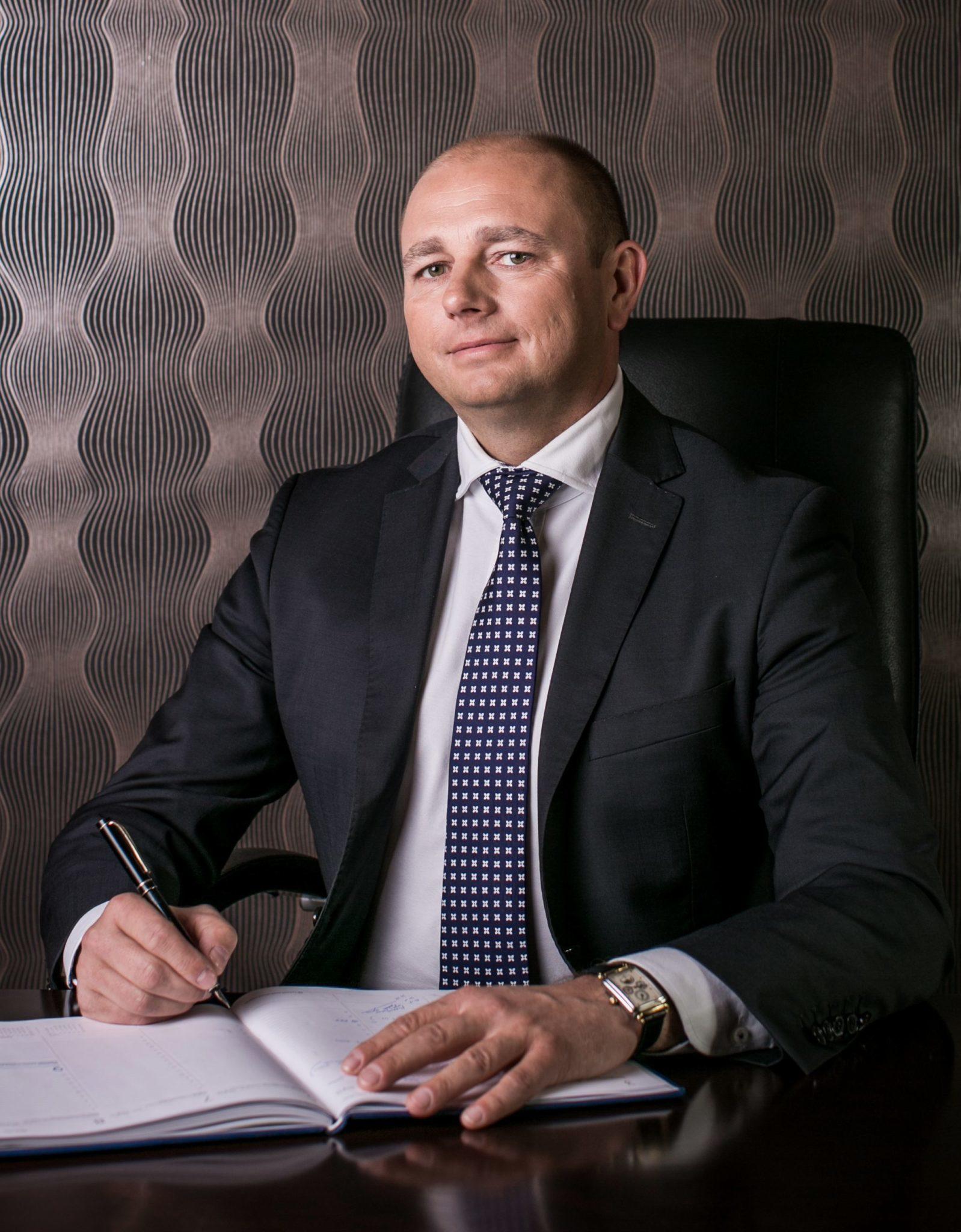 Prezes Krzysztof Lewandowski
