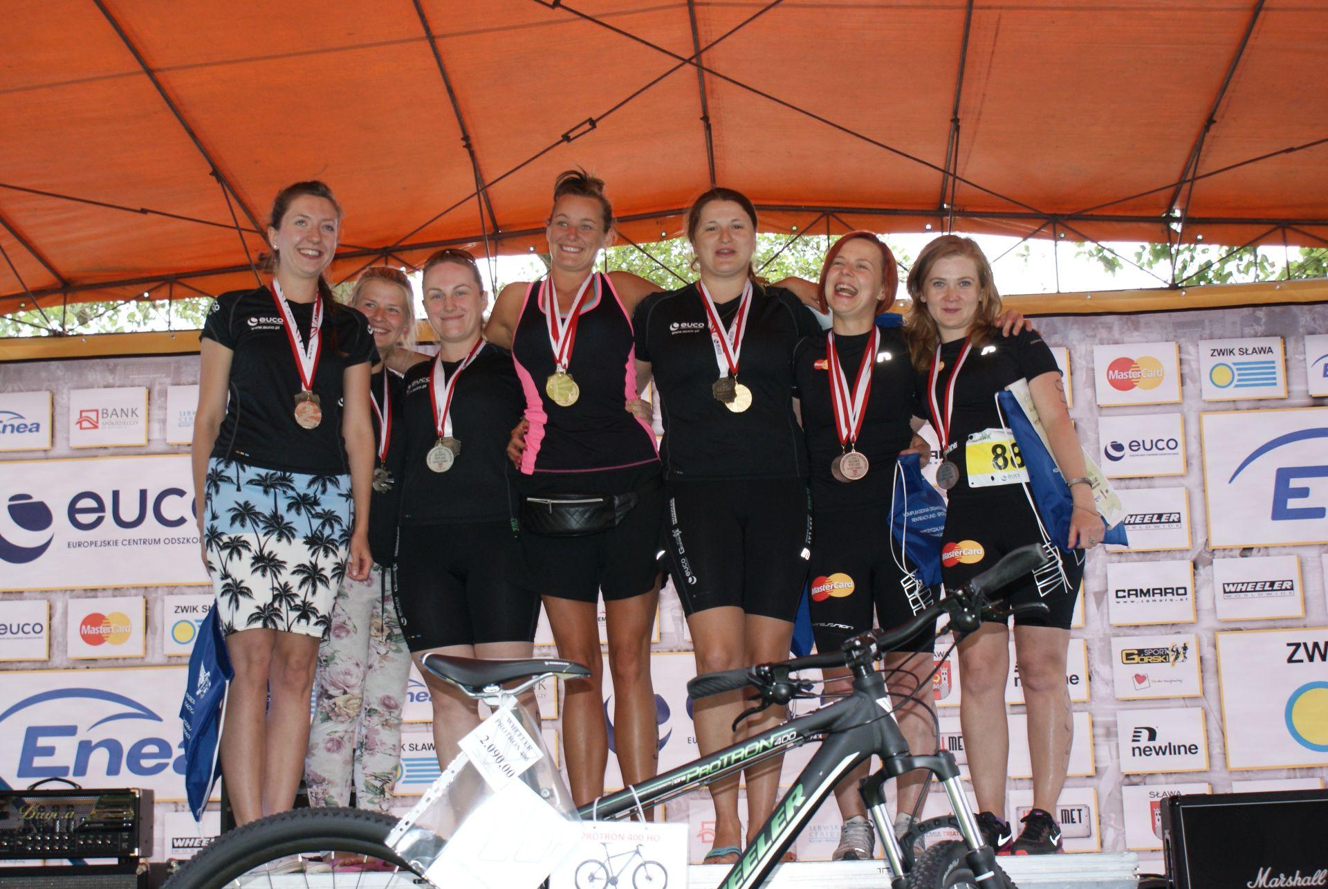 Sławski Festiwal Triathlonu 2015